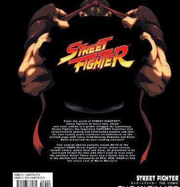 Street Fighter Legends