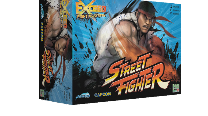Street Fighter Ultimate Boxed Set