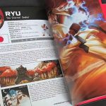 Street Fighter World Warrior Encyclopedia (le livre)