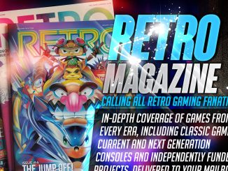 magazine RETRO GAME