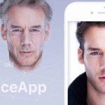 Face App la star des réseaux sociaux