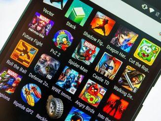 jeux sur Android