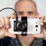 Les caméras thermiques pour smartphone